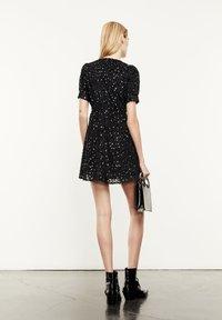 The Kooples - Day dress - black - 8