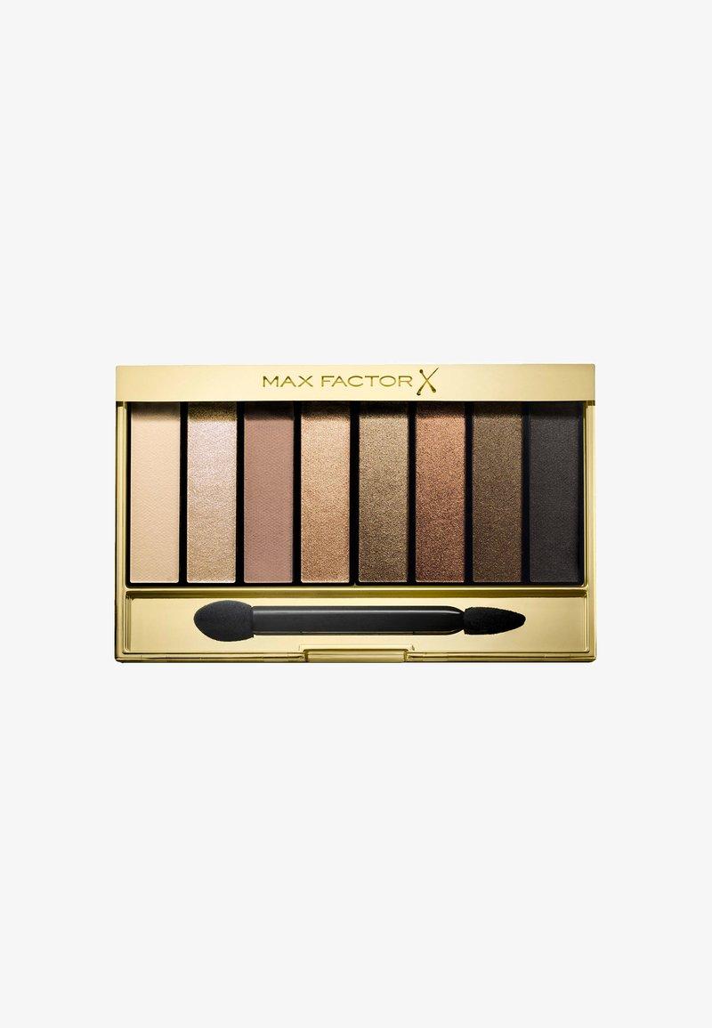 Max Factor - MASTERPIECE NUDE PALETTE - Palette occhi - 02 golden nudes
