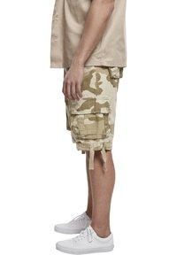 Brandit - BRANDIT ACCESSOIRES URBAN LEGEND  - Shorts - sandcamo - 3