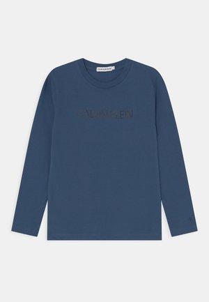 INSTITUTIONAL UNISEX - Pitkähihainen paita - ensign blue