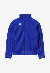 adidas Performance - CORE 18 FOOTBALL TRACKSUIT JACKET - Training jacket - bold blue/white - 2