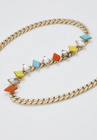 Anton Heunis - Collar - yellow/turquoise/orange - 5