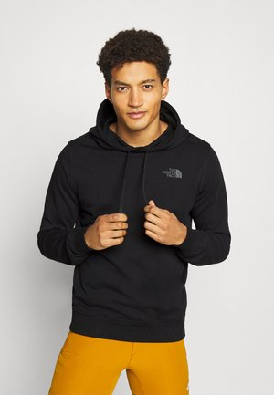 SEASONAL DREW PEAK LIGHT - Hoodie - black