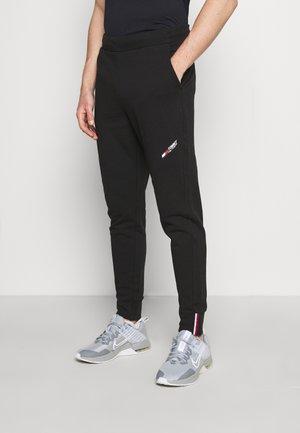 LOGO PANT - Pantaloni sportivi - black