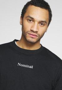 Nominal - REGRETS - Maglietta a manica lunga - black - 3