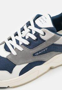 GANT - NICEWILL RUNNING  - Baskets basses - blue - 5
