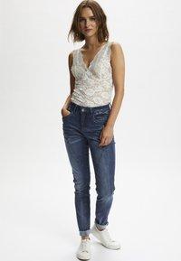 Cream - BIBIANA - Jeans Skinny Fit - rich blue denim - 0