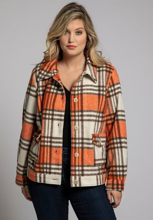 Summer jacket - mandarijn