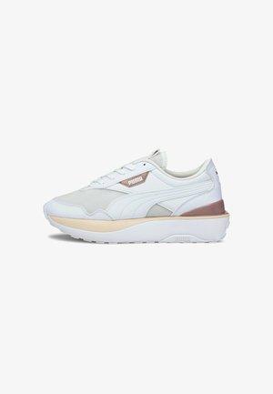 CRUISE RIDER - Trainers - puma white-cloud pink