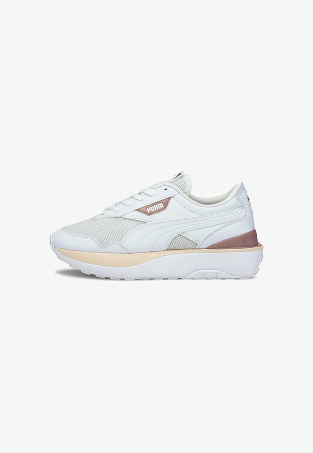 CRUISE RIDER - Sneaker low - puma white-cloud pink