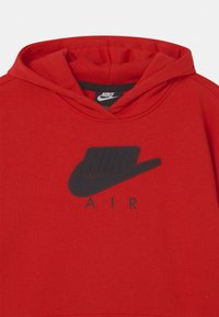 Nike Sportswear - AIR CROP HOODIE  - Sweat à capuche - university red/black - 2