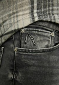 CHASIN' - Jeans slim fit - grey - 5