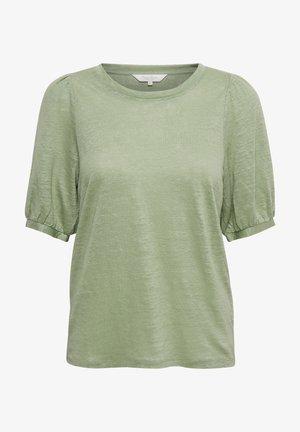 Basic T-shirt - granite green