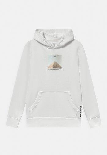 HOODIE - Sweatshirt - cream white