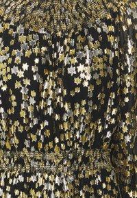 MICHAEL Michael Kors - GLAM TWINKLE STAR  - Vestido de cóctel - silve/gold - 7