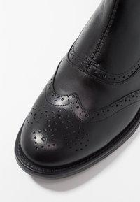 Vagabond - AMINA - Støvletter - black - 2