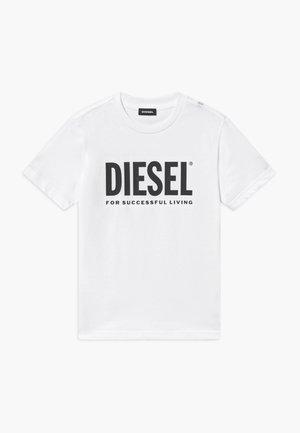 JUSTLOGO MAGLIETTA - Print T-shirt - bianco
