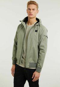 CHASIN' - Outdoor jacket - green - 2