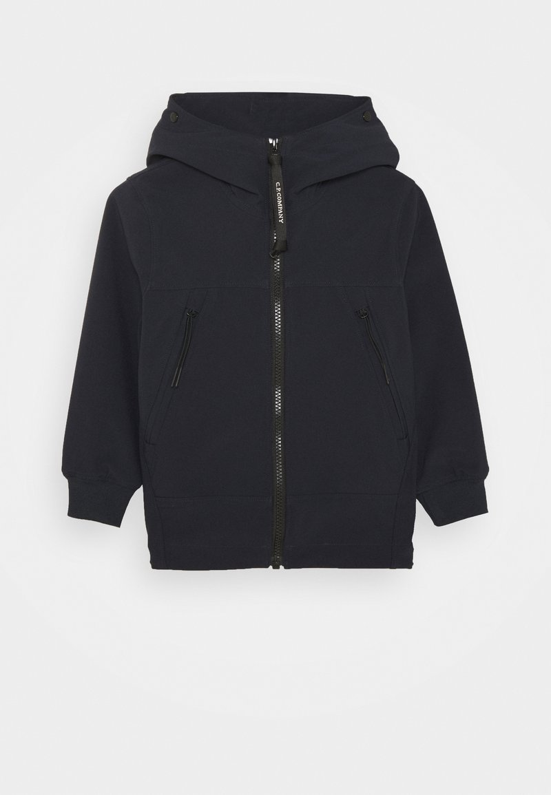 C.P. Company - SHELL  - Soft shell jacket - total eclipse