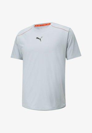 T-shirt basic - grey dawn