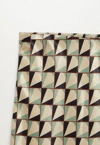 Mango - BIAS - A-line skirt - vert - 6