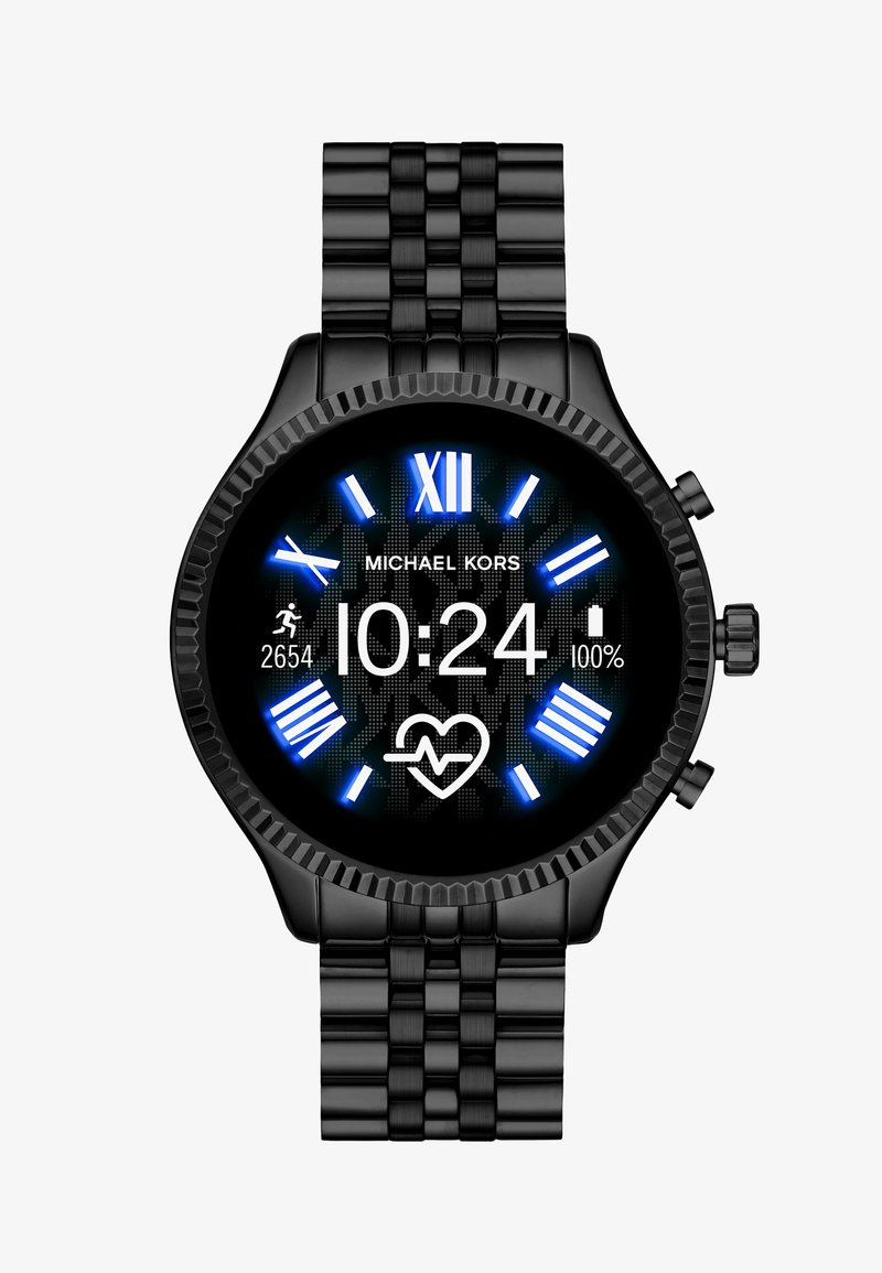 Michael Kors Access - LEXINGTON  - Horloge - black