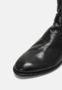 Cordwainer - TOPO  - Korte laarzen - todi washed black - 6