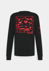 Nike Sportswear - TEE AIR - Long sleeved top - black - 1