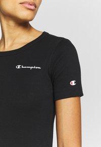 Champion - DRESS - Sportovní šaty - black - 5