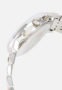 Emporio Armani - Chronograph watch - silver/gold - 2