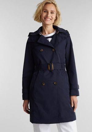 ALLE WEATHER TR - Trenchcoat - navy