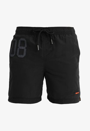WATERPOLO - Swimming shorts - black