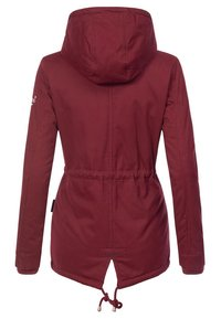 Marikoo - MANOLYA - Winter coat - bordeaux - 1