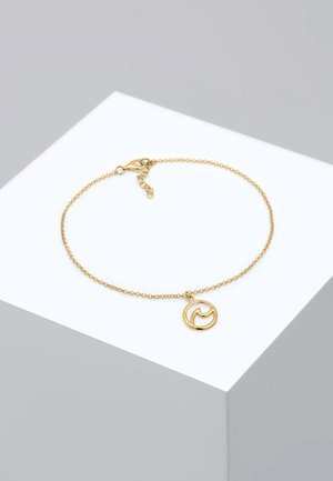 ANKLET WAVE BEACH MARITIME - Bracelet - gold-coloured