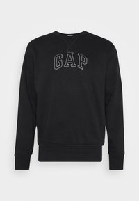 GAP - MINI ARCH - Bluza - true black - 3