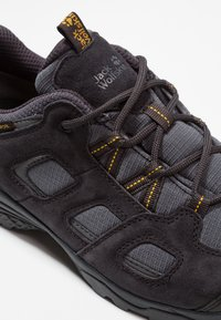 Jack Wolfskin - VOJO HIKE 2 TEXAPORE LOW - Obuwie hikingowe - phantom - 5