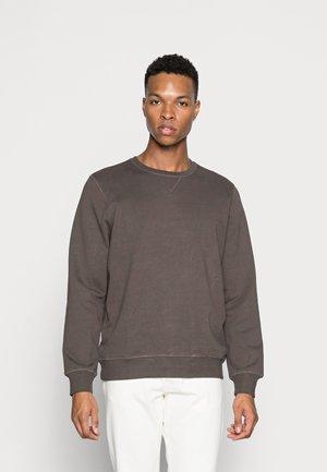 SAN DIEGALF MAN - Sweatshirt - dark coffee