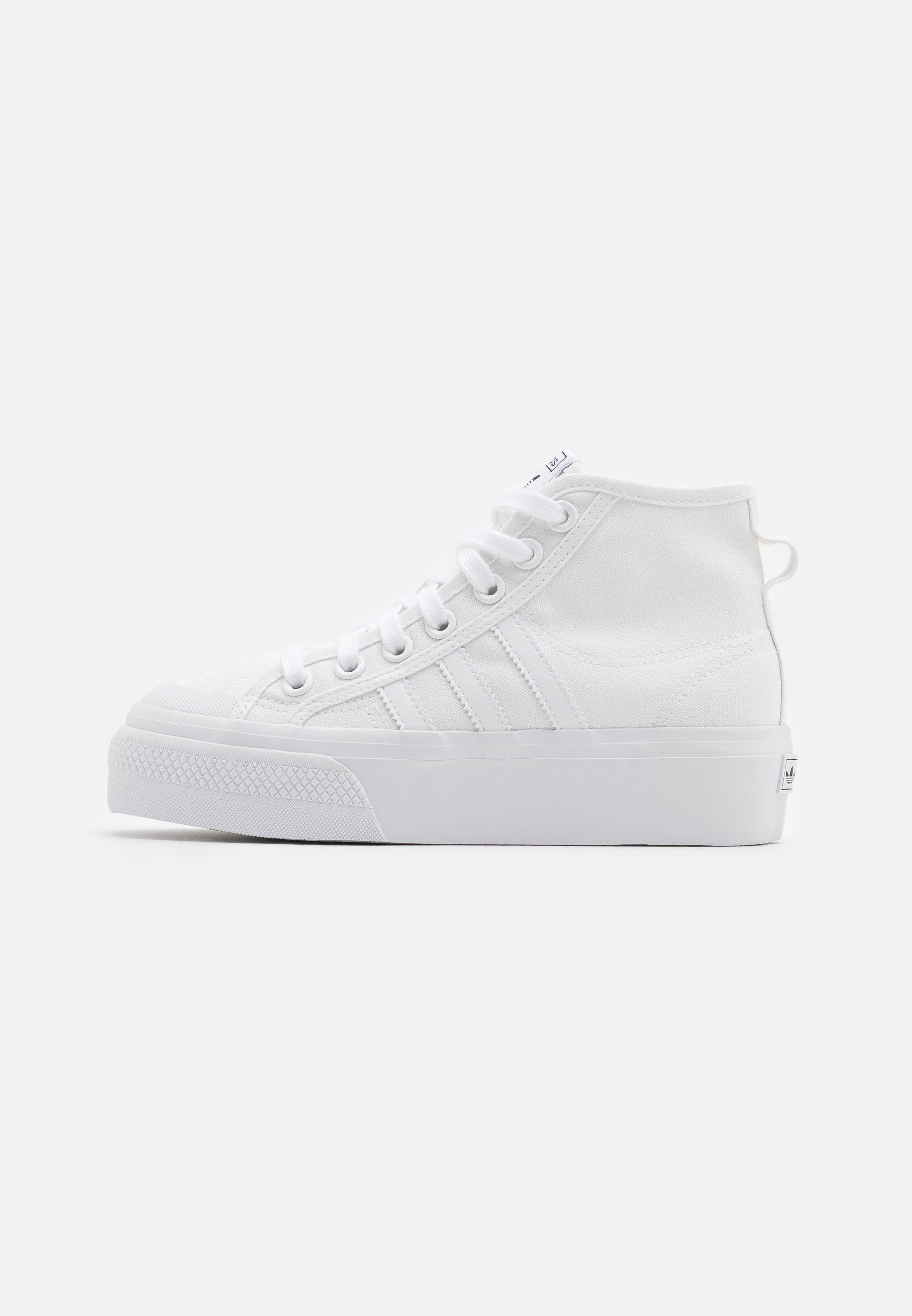 Adidas Sneaker high für Damen | So machst du deinen