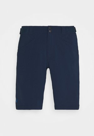 NIW MAN SHORTS - kurze Sporthose - dark navy
