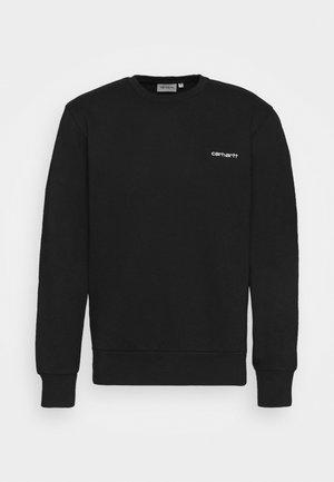 Felpa - black/white