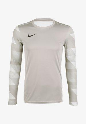 T-shirt de sport - pewter grey / white / black