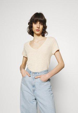 JACKSONVILLE - T-shirt - bas - beige rose vintage