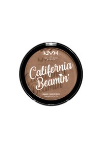 Nyx Professional Makeup - CALIFORNIA BEAMIN´ FACE & BODY BRONZER - Bronzeur - 2 the golden one - 1