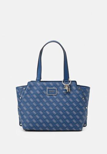 TYREN GIRLFRIEND CARRYALL - Handbag - blue