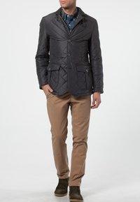 Barbour - LUTZ - Light jacket - black - 1
