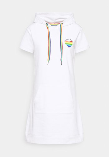 PRIDE - Nattskjorte - bright white