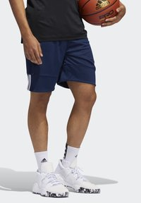 adidas Performance - 3G SPEED REVERSIBLE SHORTS - Sports shorts - blue - 2