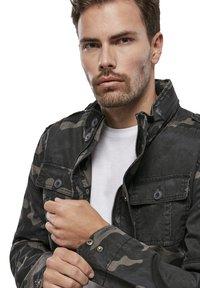 Brandit - BRITANNIA  - Outdoor jacket - darkcamo - 7