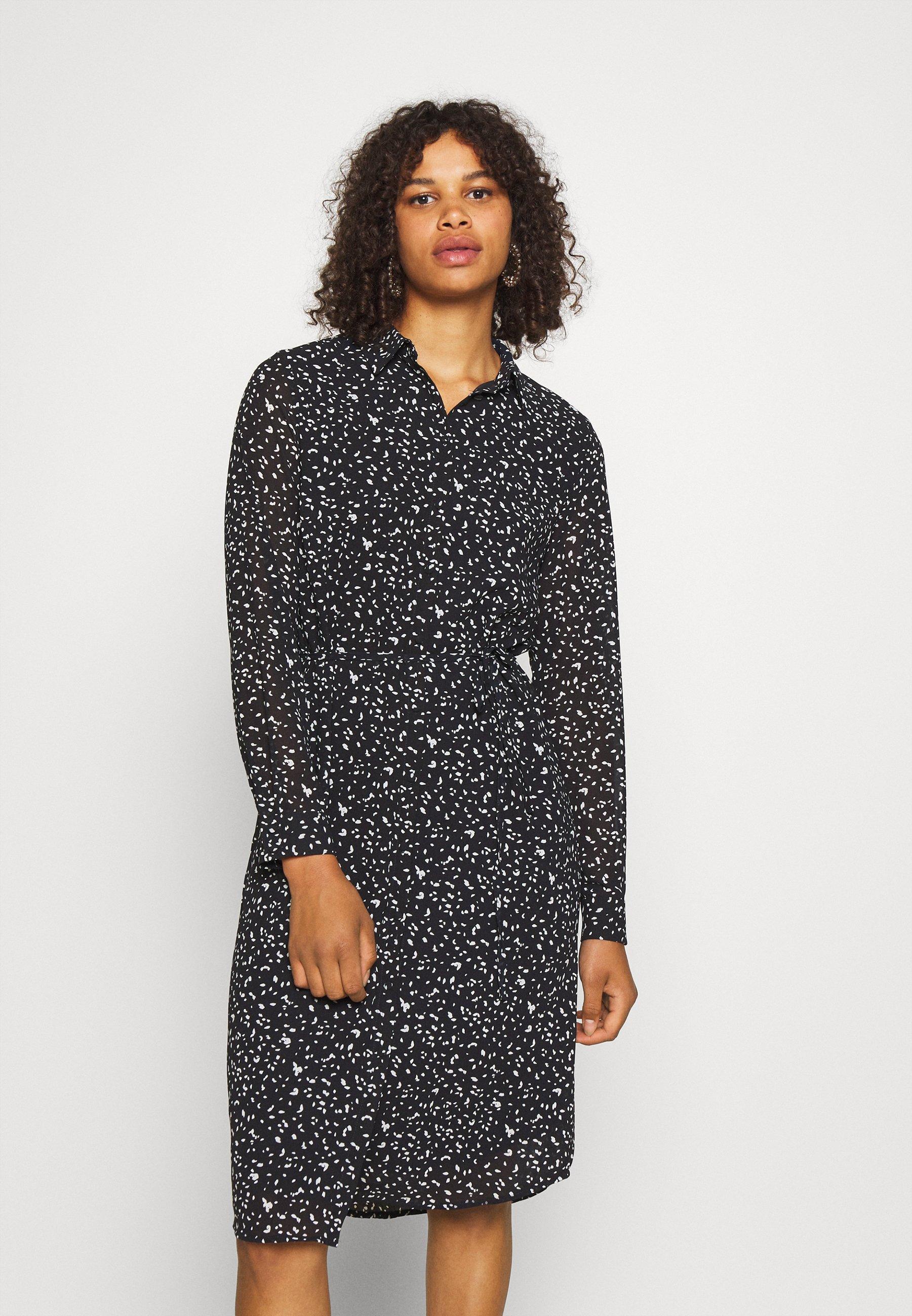 Mujer OBJMILA BAY SHIRT DRESS TALL - Vestido informal