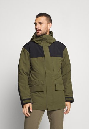GORE-TEX OUTDOOR COAT - Vinterjacka - khaki